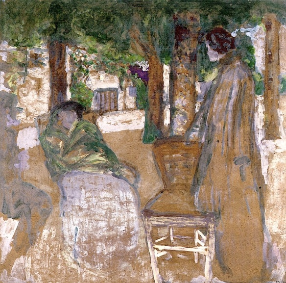 A Swift Current Vuillard In The Shade My Visits Were for Me